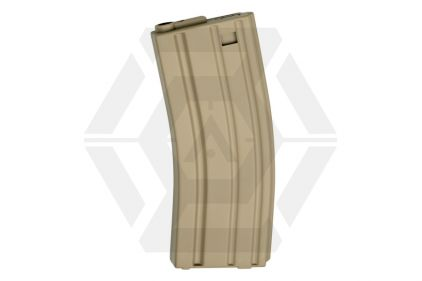 ASG AEG Mag for M4 85rds Box Set of 10 (Tan)
