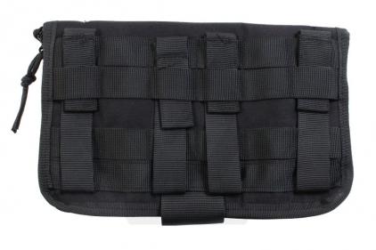 101 Inc MOLLE Contractor Admin Panel (Black)