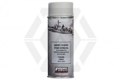 Fosco Army Spray Paint 400ml (Grey)