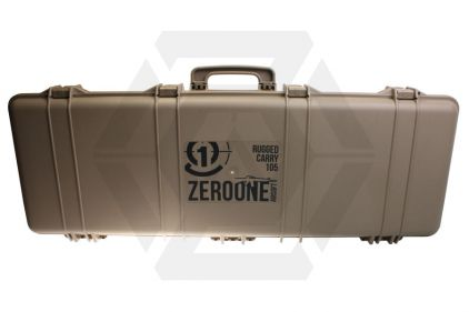 Zero One Rugged Carry Case 105cm (Tan) © Copyright Zero One Airsoft