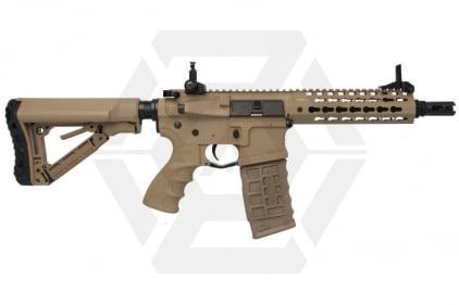 G&G Combat Machine AEG CM16 SR-S with ETU DST (Tan)