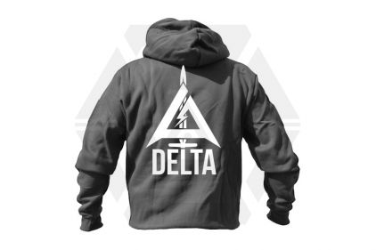 Daft Donkey Special Edition NAF 2018 'Delta' Viper Zipped Hoodie Titanium (Grey)