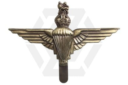 Metal Capbadge - Para Regiment © Copyright Zero One Airsoft