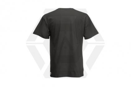 Daft Donkey T-Shirt 'Babe Just Hit It' (Grey) - Size Extra Large