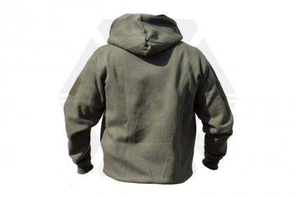 Viper Tactical Zipped Hoodie (Olive) - Size Medium