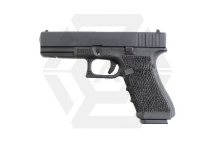 Zero One Custom WE GBB G17 Stippled Frame © Copyright Zero One Airsoft