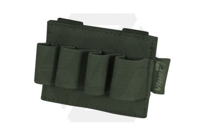 Viper MOLLE Shotgun Shell Holder (Olive) © Copyright Zero One Airsoft