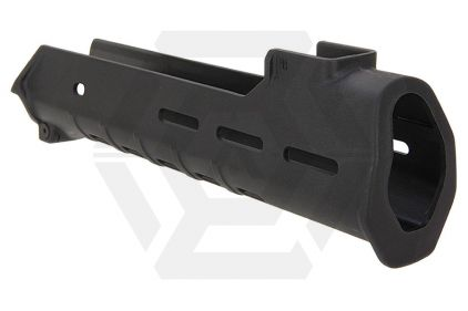 MagPul PTS Polymer Handguard for Masada (Black) © Copyright Zero One Airsoft