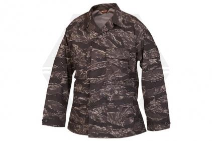 "Tru-Spec U.S. BDU Rip-Stop Shirt (Tac-Tiger) - Chest XL 45-49"""