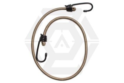 "Web-Tex 30"" Bungee (Tan) © Copyright Zero One Airsoft"