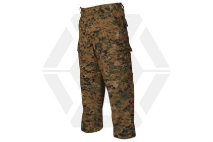 Tru-Spec U.S. BDU Rip-Stop Trousers (Digital Woodland) - Size L 35-39""