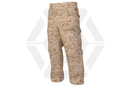 "Tru-Spec Tactical Response Trousers (Digital Desert) - Size Small 27-31"" © Copyright Zero One Airsoft"