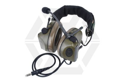 Z-Tactical Comtac II Headset (Military Standard Plug)