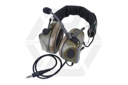 Z-Tactical Comtac II Headset (Military Standard Plug)