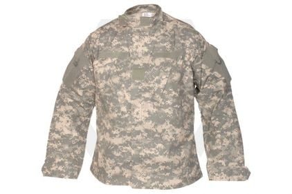 "Tru-Spec U.S. Genuine Issue Army Combat Rip-Stop Shirt (ACU) - Chest M 37-41"" © Copyright Zero One Airsoft"