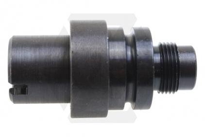 KM-Head Silencer Adaptor for FA-MAS 14mm CCW © Copyright Zero One Airsoft