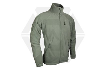 Viper Special Ops Fleece Jacket (Olive) - Size Extra Large