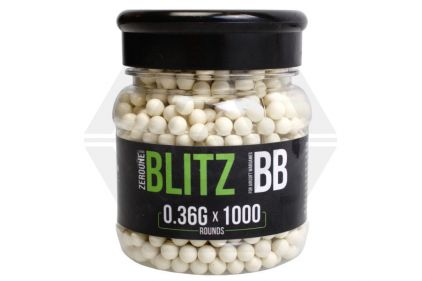 Zero One Blitz BB 0.36g 1000rds (White)