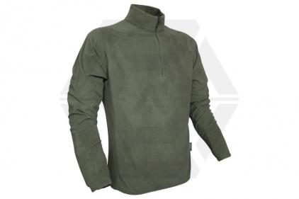 Viper Elite Mid-Layer Fleece (Olive) - Size Small