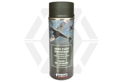 Fosco Army Spray Paint 400ml (Olive Grey)
