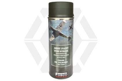 Fosco Army Spray Paint 400ml (Olive Grey)