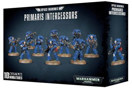 Games Workshop Warhammer 40,000 Primaris Intercessors