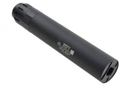 "Mad Bull Gemtech GM-45 Mock Suppressor 14mm CCW 7.25"""