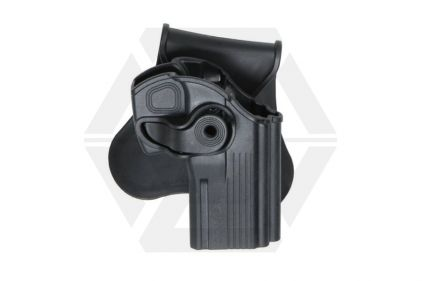 ASG Rigid Polymer Holster for C75D (Black)