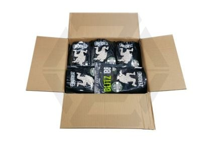 Zero One Blitz BB 0.23g 5000rds (White) Carton of 20 (Bundle) © Copyright Zero One Airsoft