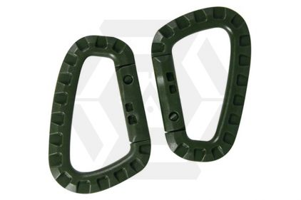 Viper Tactical Carabina Set of 2 (Olive)