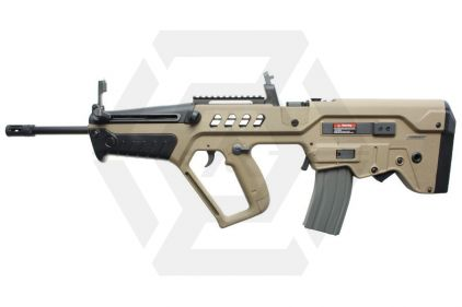 Ares AEG TVR-21 with Rail Set (Tan)