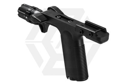 NCS Vertical Grip with Strobe Flashlight for 20mm RIS