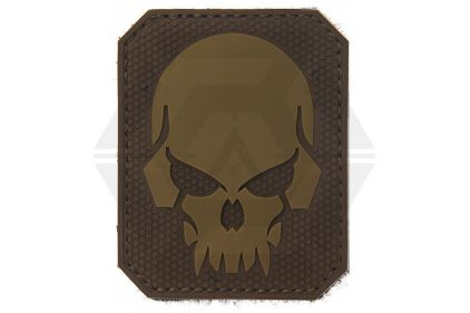 "VOS PVC Velcro Patch ""Pirate Skull"""