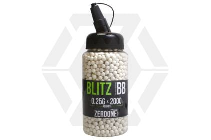 Zero One Blitz BB 0.25g 2000rds Speedloader (White)