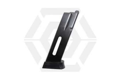 ASG GBB CO2 Mag for CZ SP-01 Shadow 26rds © Copyright Zero One Airsoft