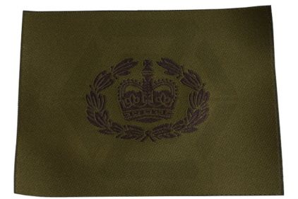 Combat Patch Pair - WO2 RQMS (Subdued)