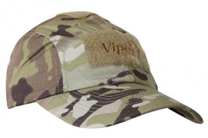 Viper Elite Baseball Cap (MultiCam) © Copyright Zero One Airsoft