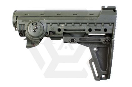 Warsmith MagPul Replica PTS M93 Stock for M4 Series (Olive) © Copyright Zero One Airsoft