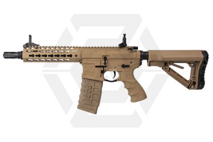G&G Combat Machine AEG CM16 SR-S with ETU DST (Tan)