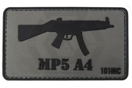 "101 Inc PVC Velcro Patch ""PM5 A4"""