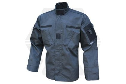 Viper Combat Shirt (Black) - Size Extra Extra Large © Copyright Zero One Airsoft