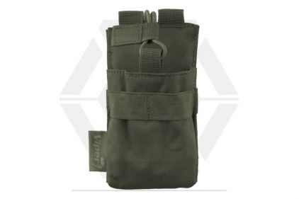 Viper MOLLE GPS/Radio/Phone Pouch (Olive) © Copyright Zero One Airsoft