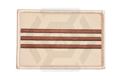*Clearance* Misc Sergent Stripes Velcro Patch