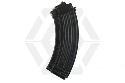 Tokyo Marui Recoil AEG Mag for AK47 Type 3 90rds (Black)