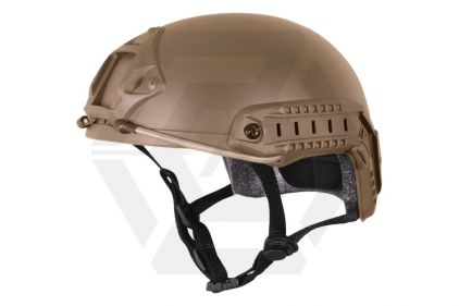 Viper Fast Ballistic Style Helmet (Coyote Tan) © Copyright Zero One Airsoft