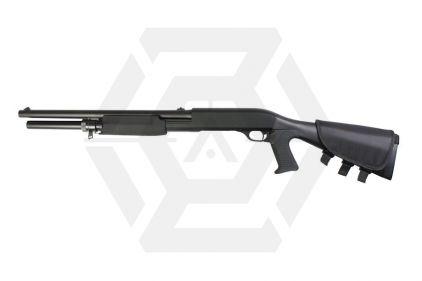 ASG Spring SAS 12 Franchi Shotgun (Long Version) © Copyright Zero One Airsoft