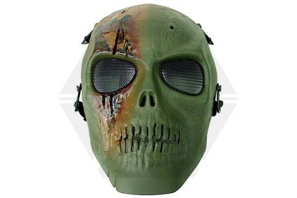 Aim Top Army of Two Protect Mask (Olive) © Copyright Zero One Airsoft