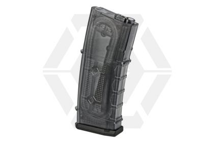 G&G AEG Mag for M4 105rds (Tinted)