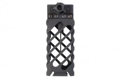 APS QD Razor Cut Grip for 20mm Rail © Copyright Zero One Airsoft