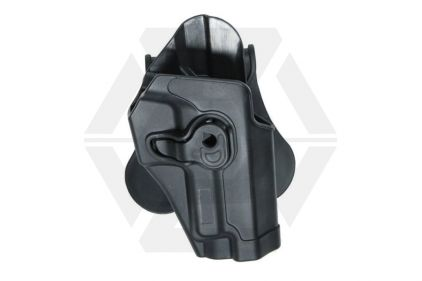 ASG Rigid Polymer Holster for P226 (Black)